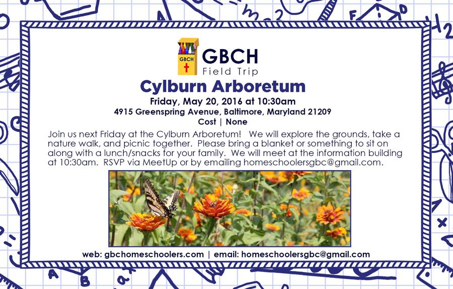 May-Field-Trip--Cylburn-Arboretum